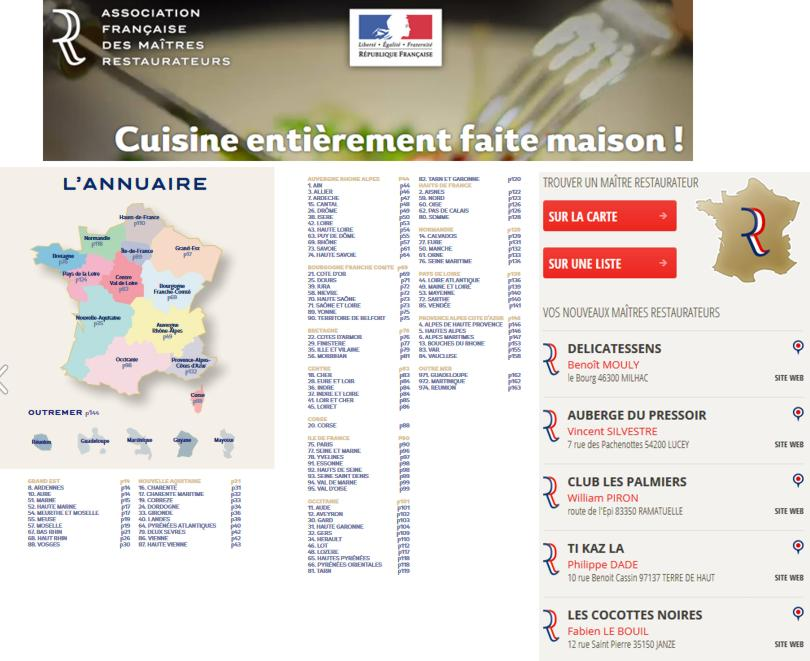 17 Association Francaise Maitres Restaurateurs