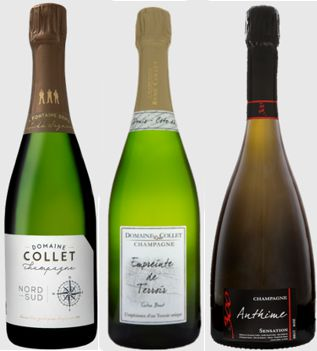 20 Champagne Maison Rene Collet