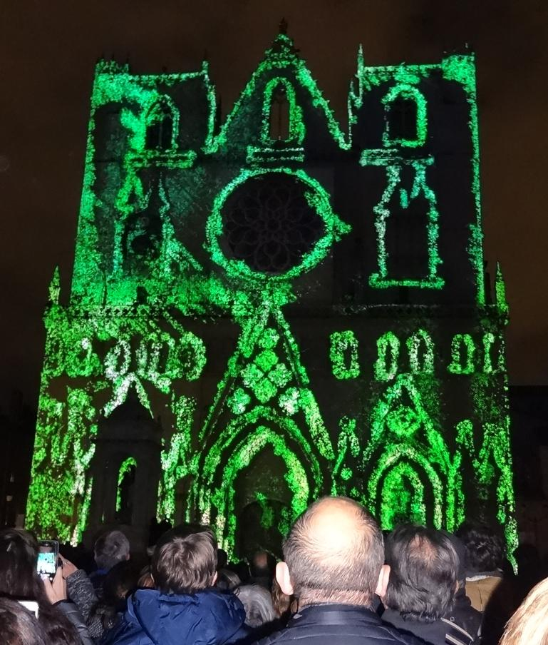 18 Fete Lumieres Cathedrale St Jean 2