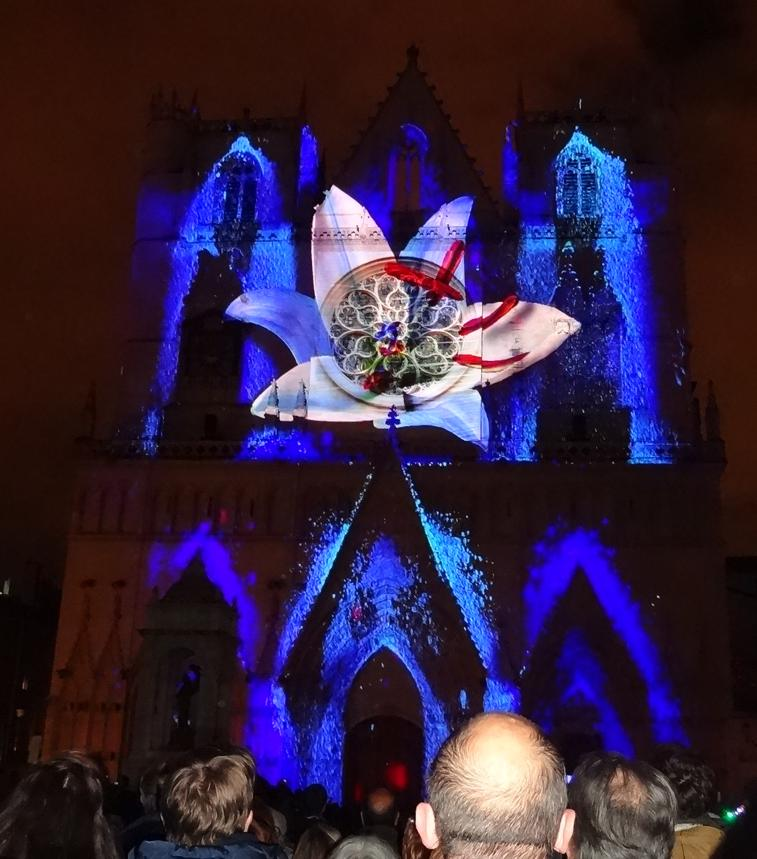 18 Fete Lumieres Cathedrale St Jean 3