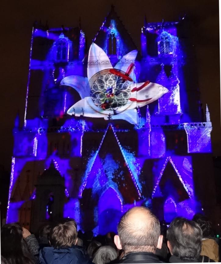 18 Fete Lumieres Cathedrale St Jean 5