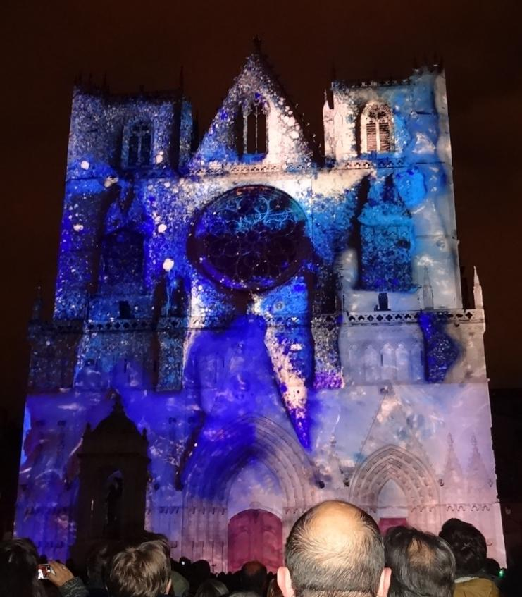 18 Fete Lumieres Cathedrale St Jean 6