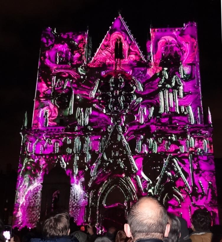18 Fete Lumieres Cathedrale St Jean 992