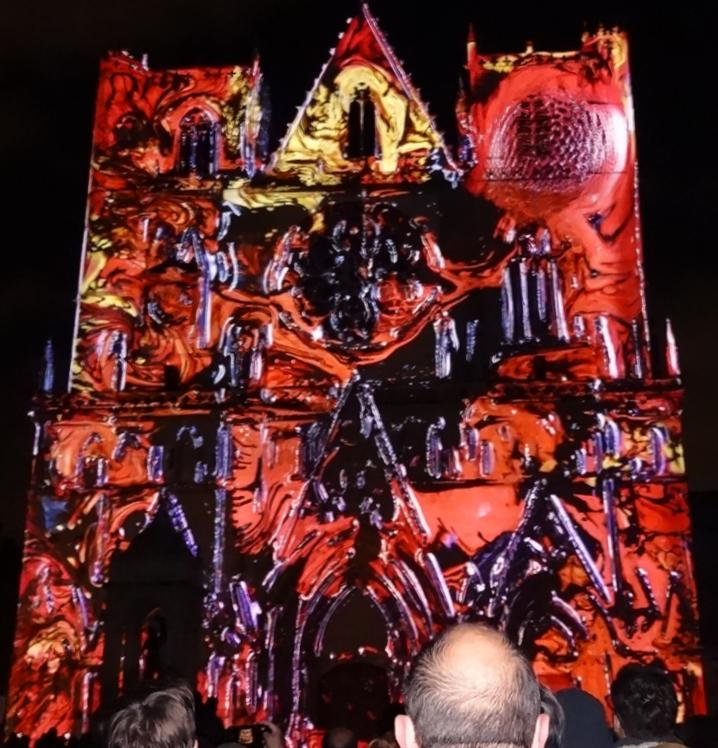 18 Fete Lumieres Cathedrale St Jean 993