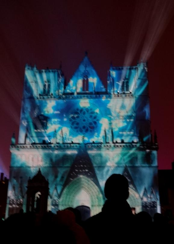 19 Fete Lumieres Cathedrale St Jean Genesis 1