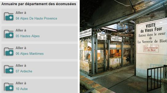 14 Annuaire Ecomusees