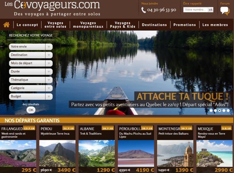 18 CoVoyageurs