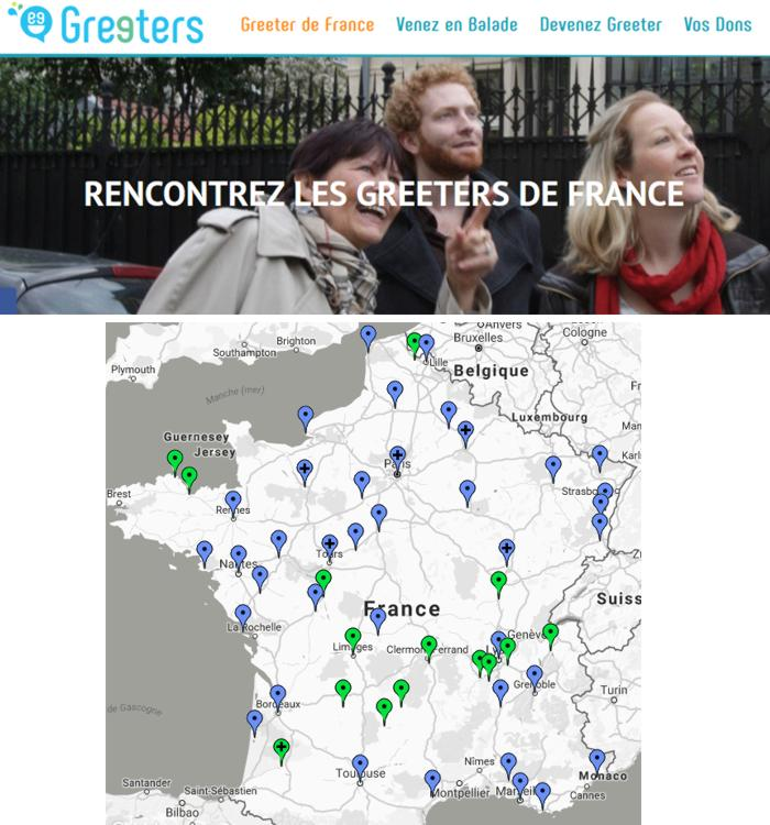 18 Greeters France