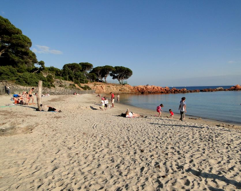 18 Plage Corse Palombaggia