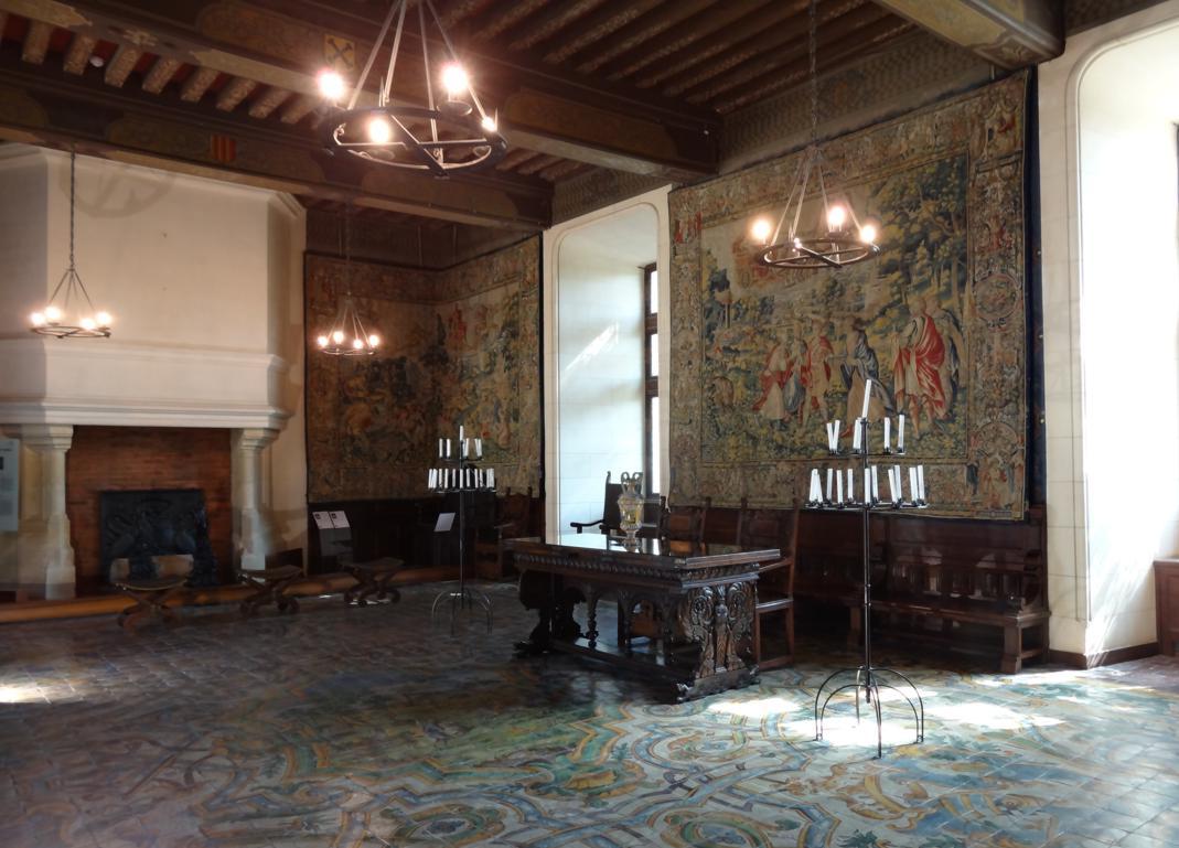 19 Chaumont sur Loire Chateau 21