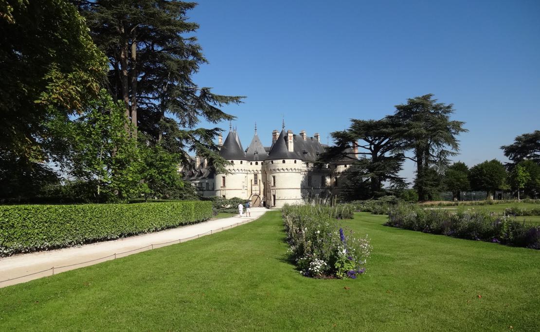 19 Chaumont sur Loire Chateau 4