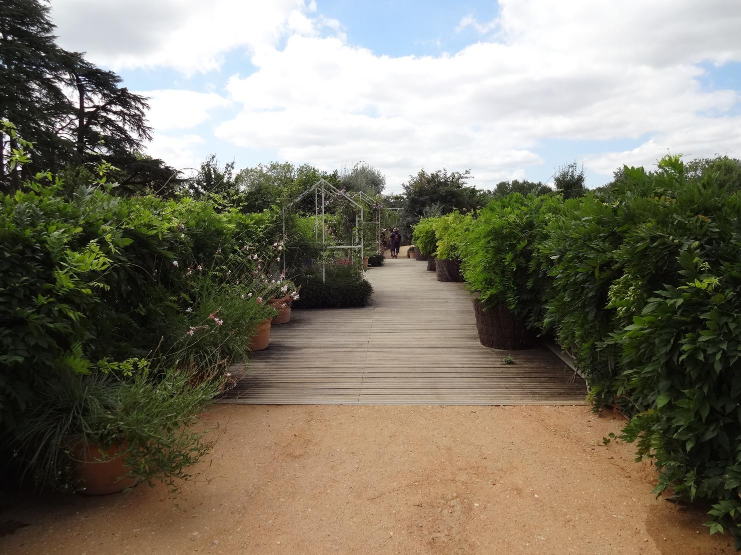 19 Chaumont sur Loire Entree Festival Jardin Pres Goualoup