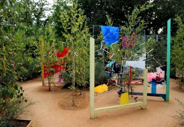 19 Chaumont sur Loire Festival Jardin 2