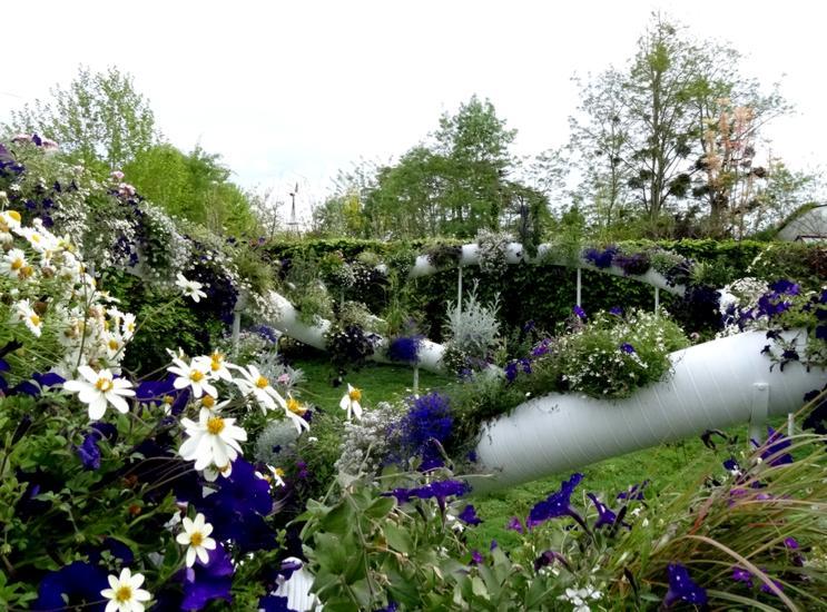 19 Chaumont sur Loire Festival Jardin