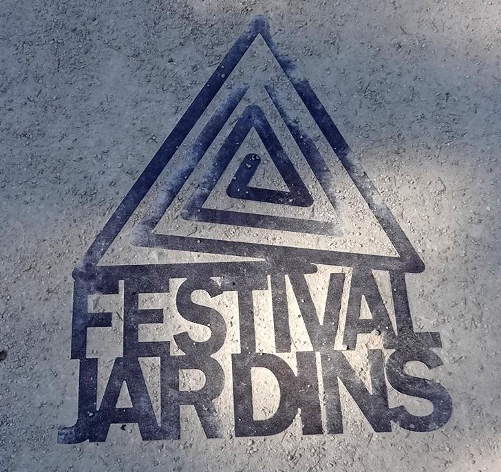 19 Chaumont sur Loire Indication Sol Festival Jardins