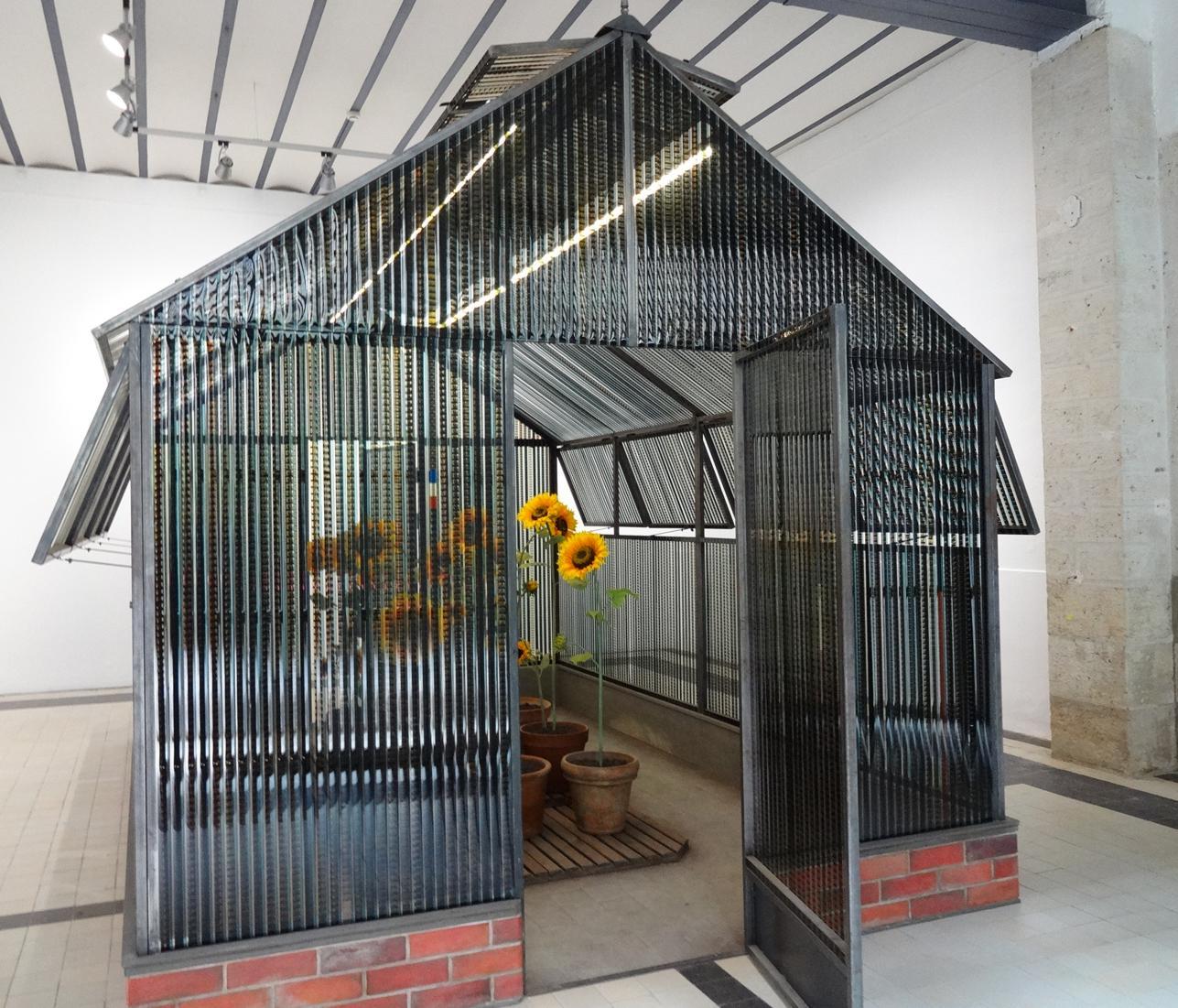 19 Chaumont sur Loire Pavillon Ouvre Agnes Varda