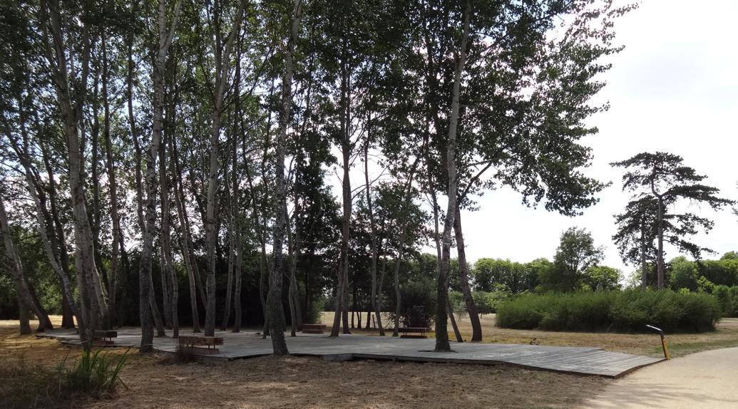 19 Chaumont sur Loire Pres Goualoup Oeuvre 9