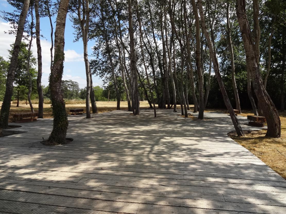 19 Chaumont sur Loire Pres Goualoup Oeuvre 91
