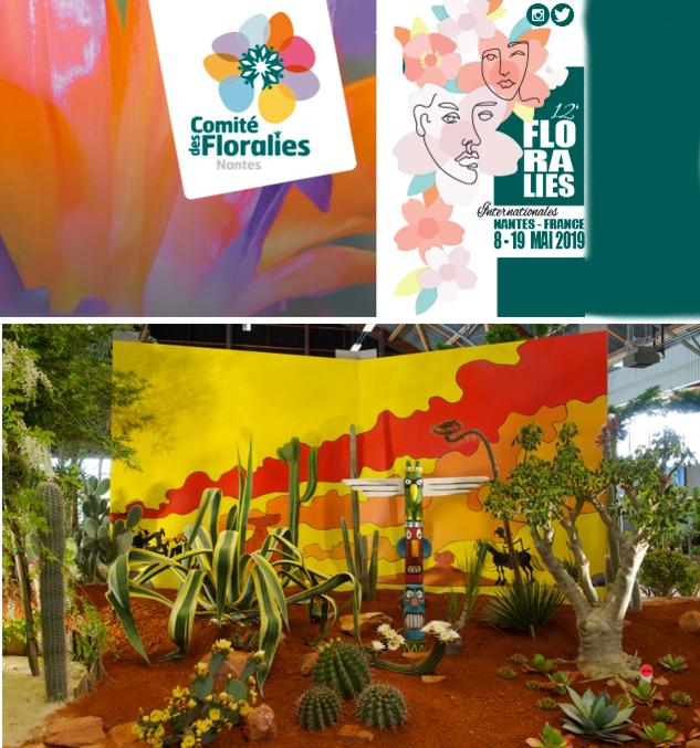 19 Floralies Internationales Nantes