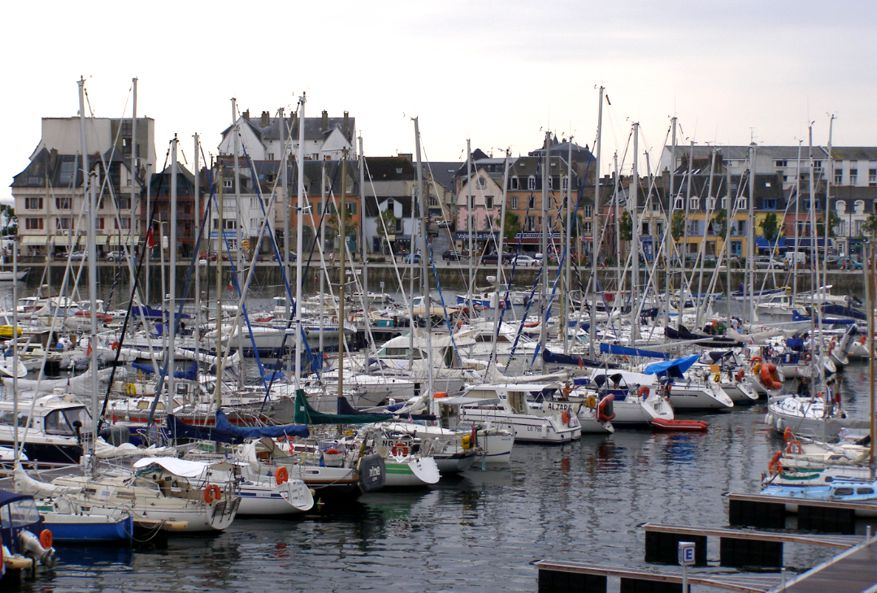20 Concarneau port plaisance 1