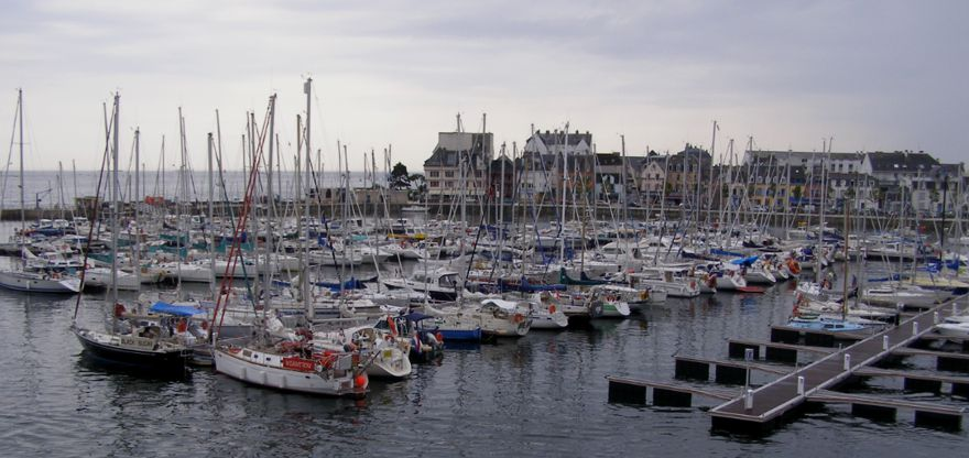 20 Concarneau port plaisance