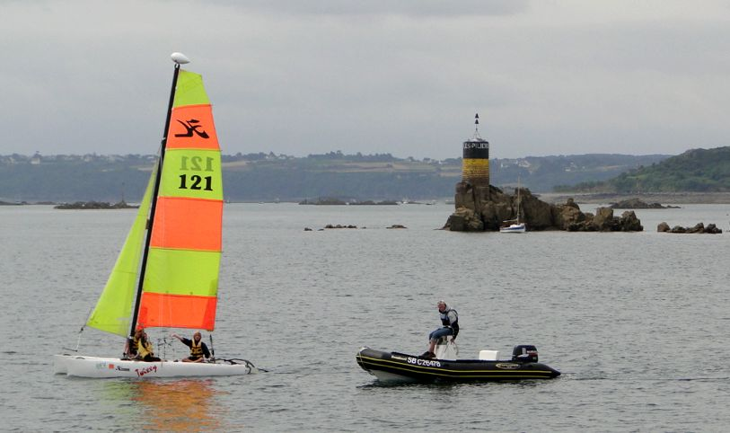 20 Ile Brehat Cours Voile