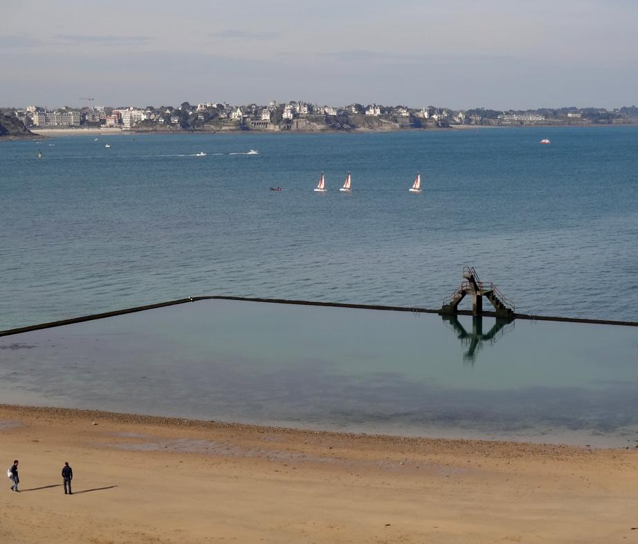 16 St Malo Plage Bassin