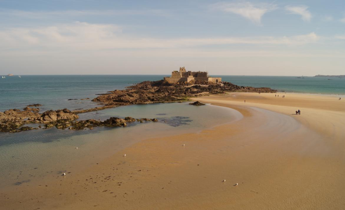16 St Malo Plage Fort Royal 3