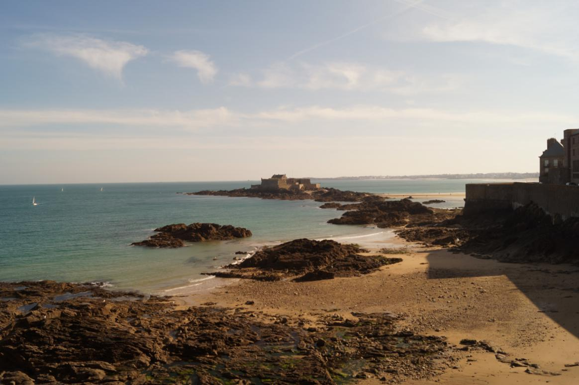 16 St Malo Plage Fort Royal