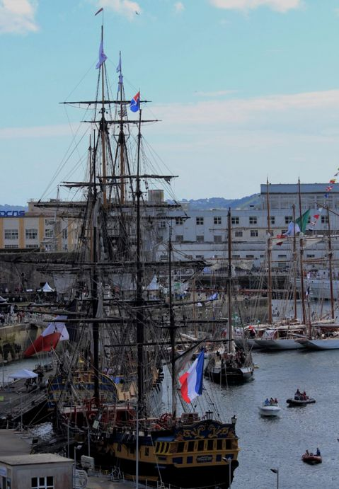 20 Brest Evenement Les Grands Voiliers Hermione
