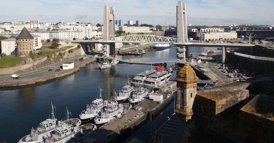 20 Brest Marine Nationale Chantier naval 1