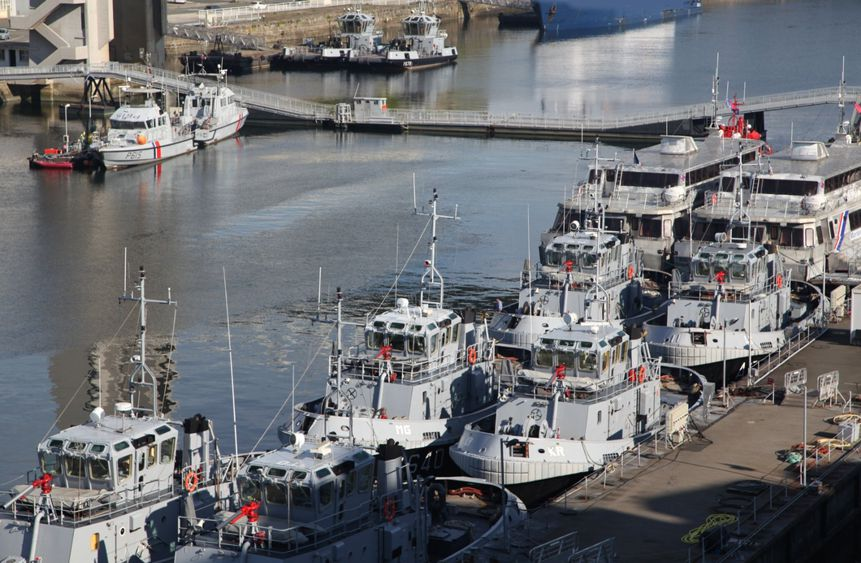 20 Brest Marine Nationale Chantier naval 2