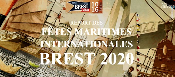 20 Fetes Maritimes Internationales Brest 2020 Report