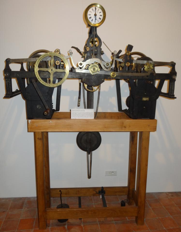17 Besançon MuseeTemps Horloge