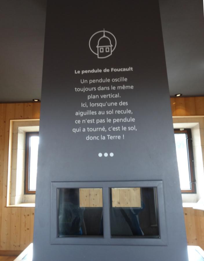 17 Besançon MuseeTemps Pendule Foucault