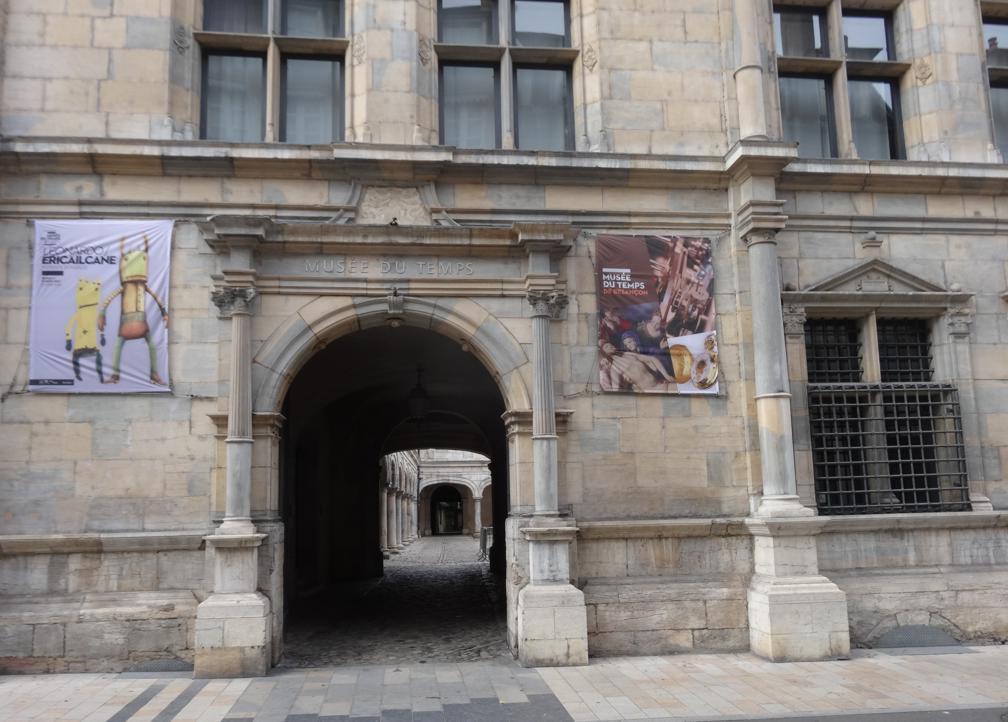 17 Besançon MuseeTemps