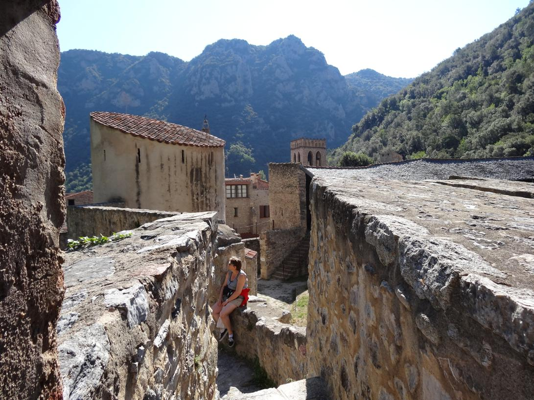 16 Villefranche Conflent citadelle Therese