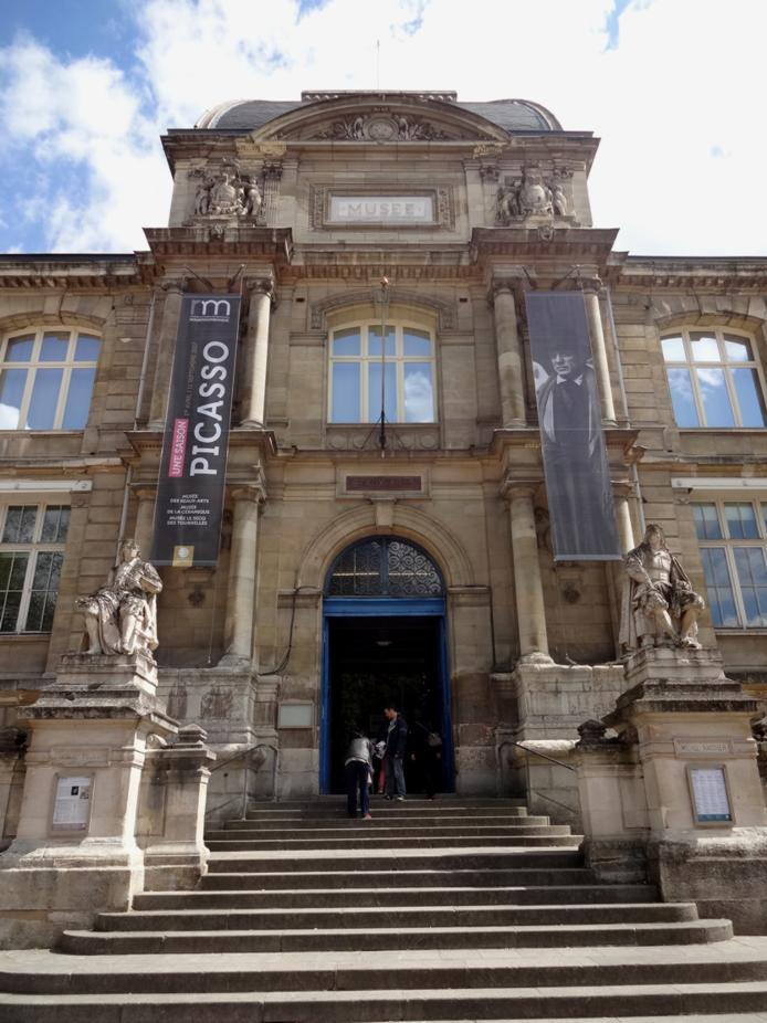 17 Musee Beaux Arts Rouen Expo Picasso
