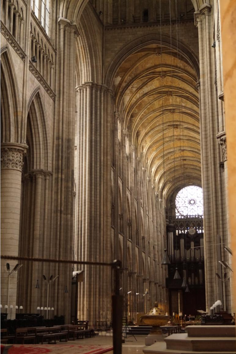 18 Rouen Cathedrale Int 4