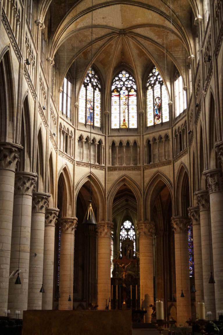 18 Rouen Cathedrale Int