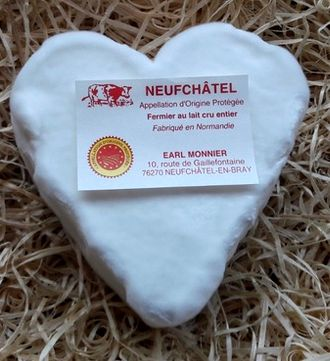 21 Fromage Neufchatel EARL Monnier