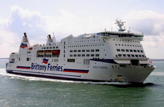 17 Brittany Ferries Ouistreham