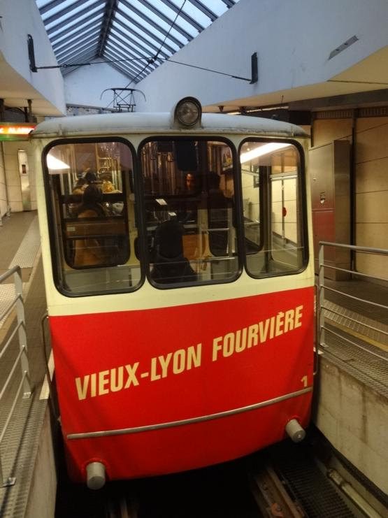 15 Lyon Funiculaire