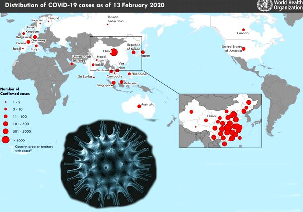 20 Affiche Epidemie Coronavirus