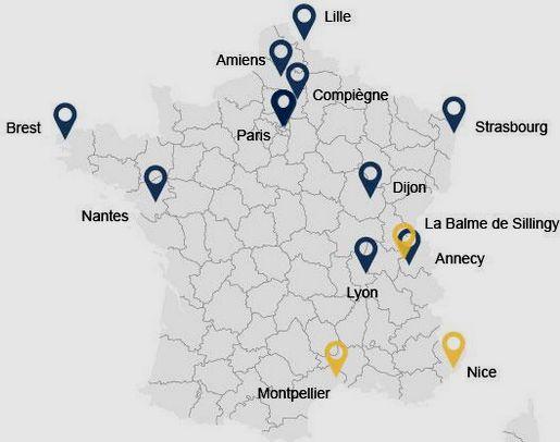 20 Carte Epidemie Coronavirus France Fin Fevrier 2020